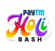 PayTM Holi Bash Offer - Get Upto ₹10000 Free PayTM Cash