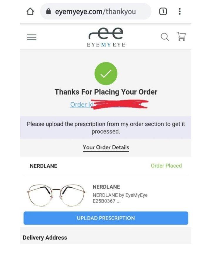 Free Eyeglasses/Sunglasses From EyeMyEye